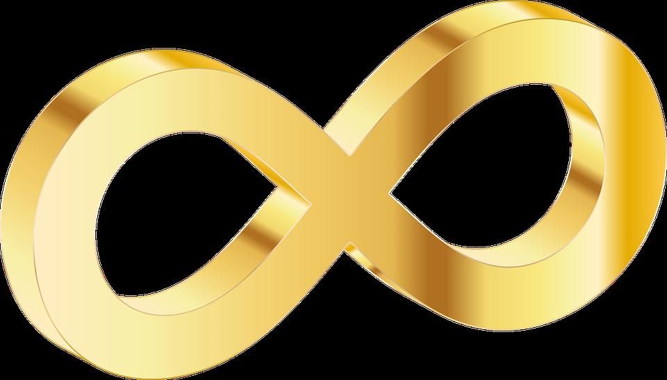 Infinity, Infinite, Repeating, Loop, Forever, Symbol