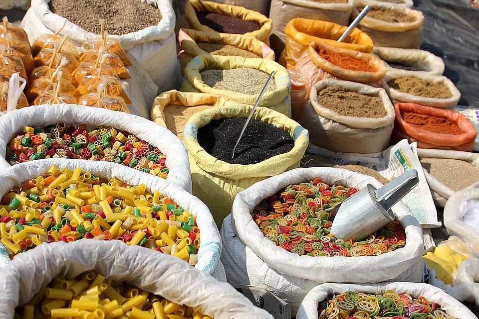 Indian Spices, Spice, Indian, Food, Ingredient, Cooking