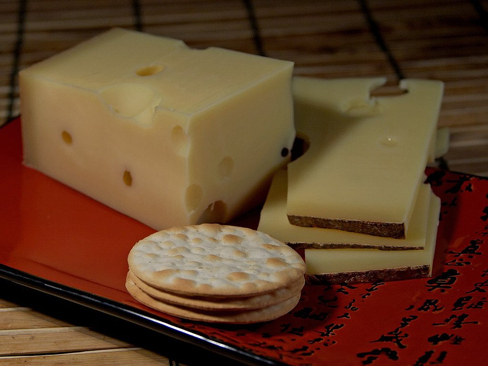 Emmental Cheese, Milk Product, Food, Ingredient, Eat