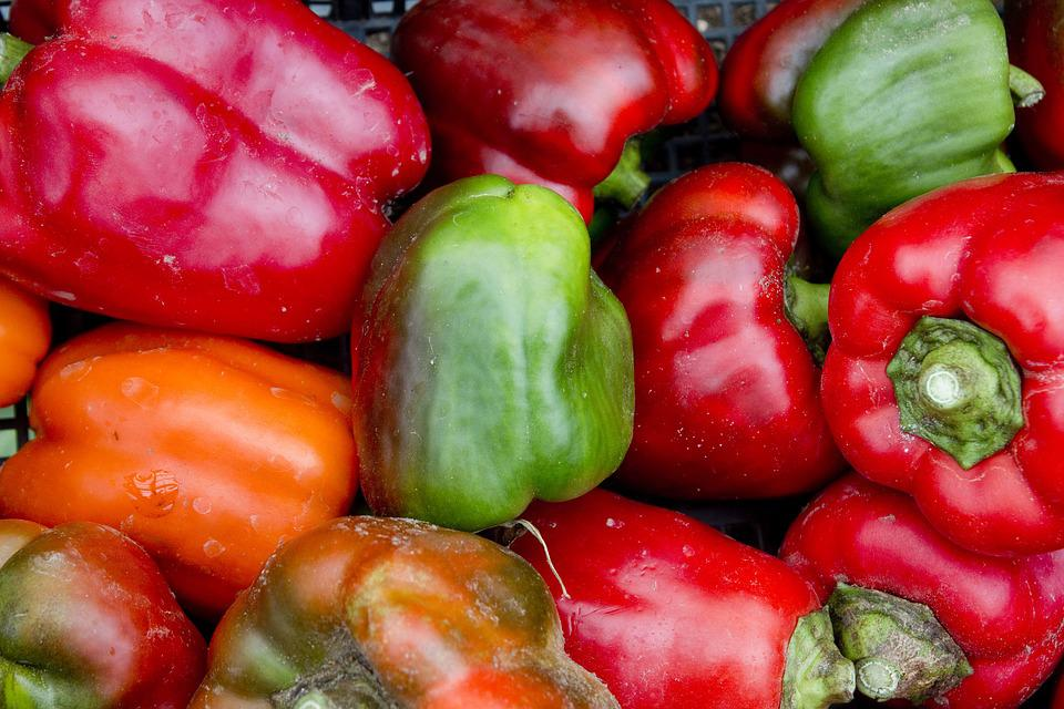Nutrition, Paprika, Natural, Ingredient, Green, Healthy