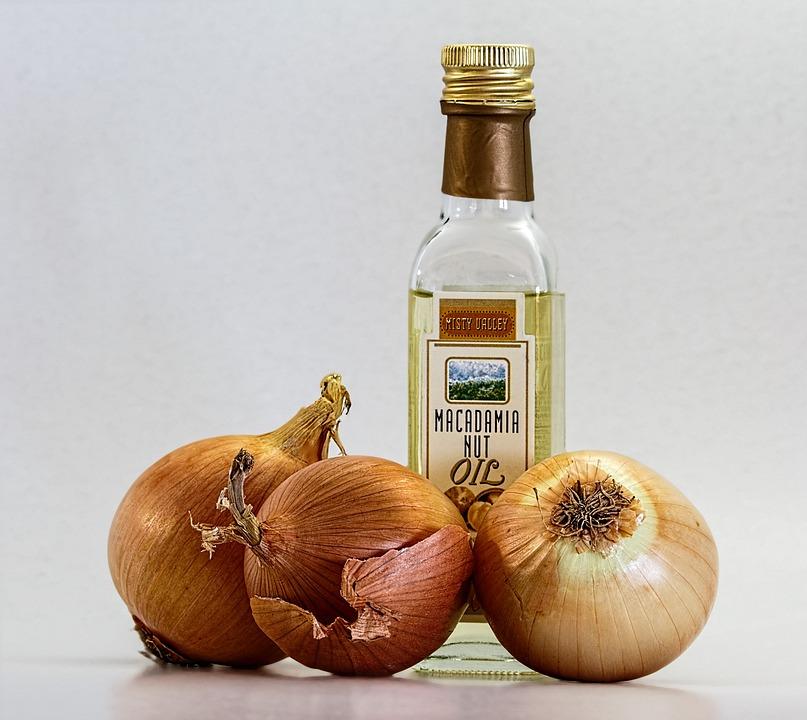 Onion, Cooking, Vegetable, Food, Salad Oil, Ingredient