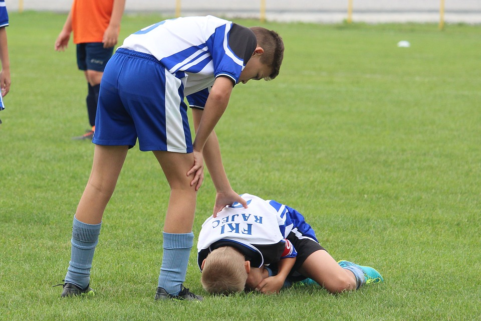 How do Prevent Injury in Sports