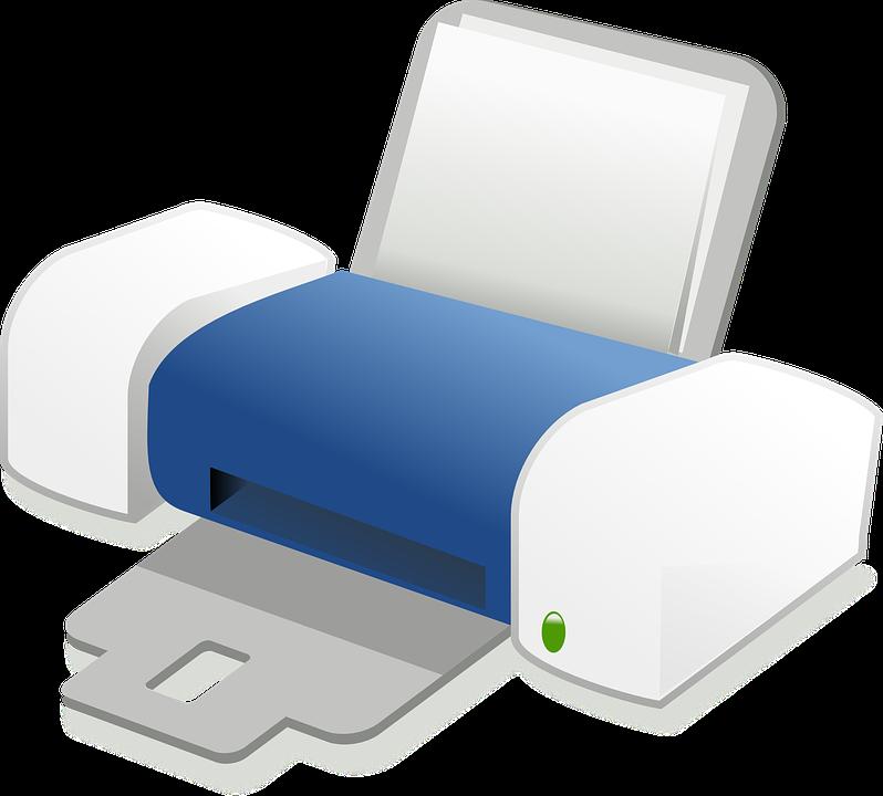 Inkjet, Print, Printer, Peripheral, Device, Printout