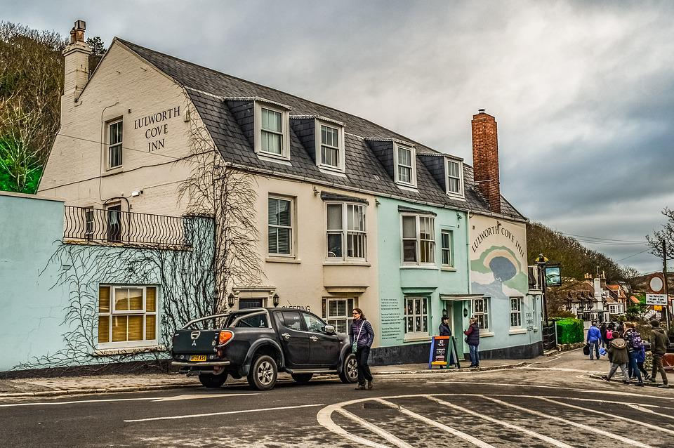 Cottage, Inn, Hotel, Building, Home, Architecture