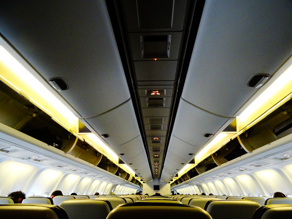 Aircraft, Seat, Vacations, Travel, Inner Workings