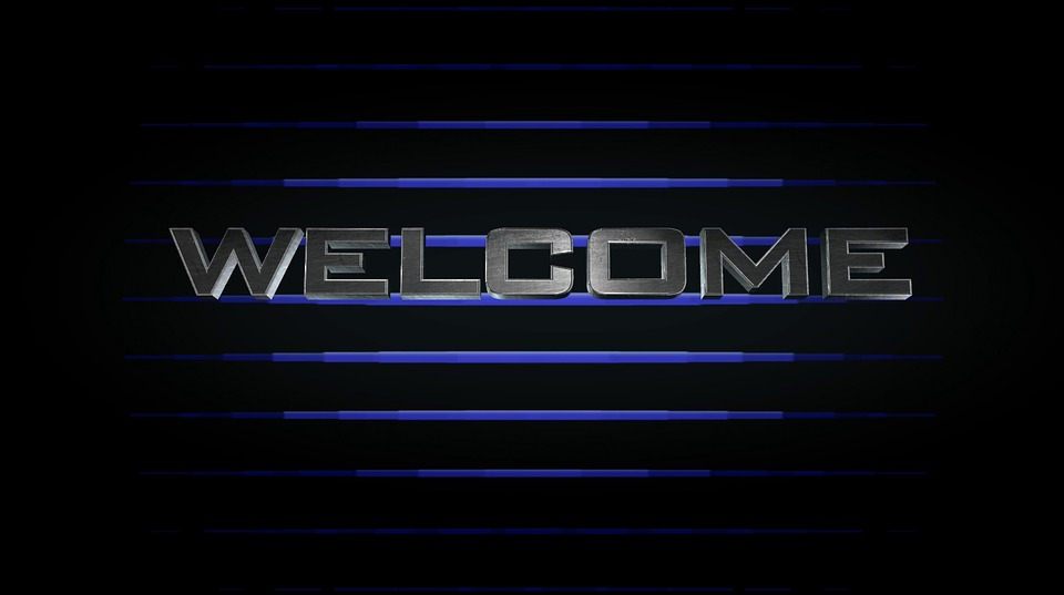 Welcome, Innovation, Technology, Graphic, Text