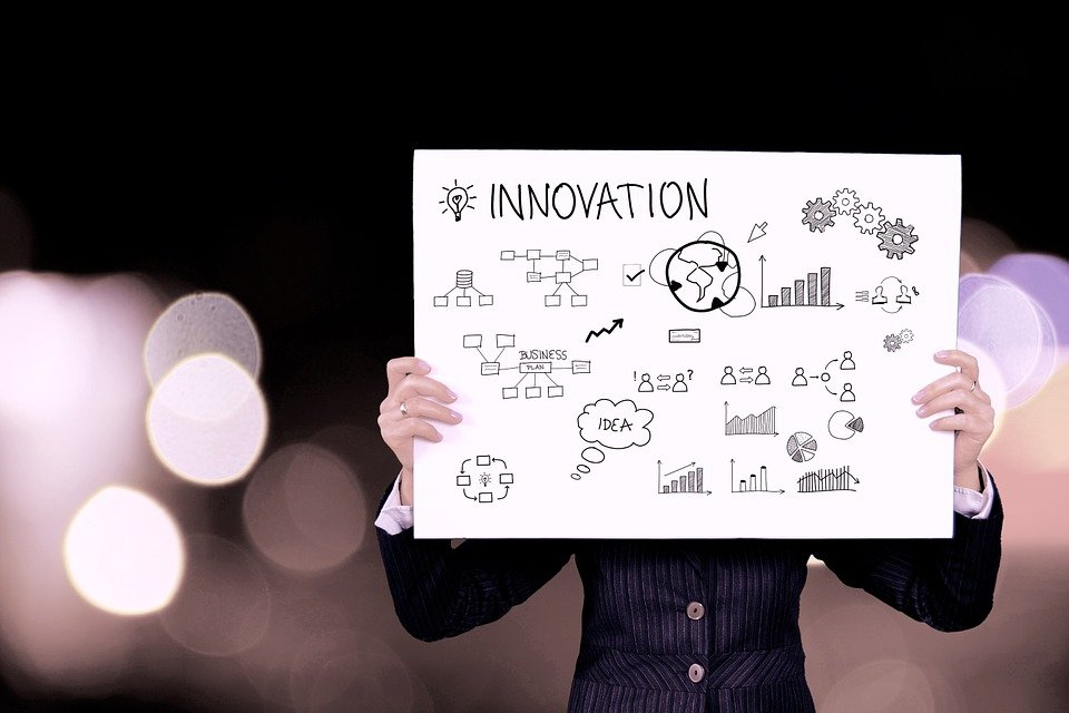 Innovation, Business, Information, Presentation, Graph