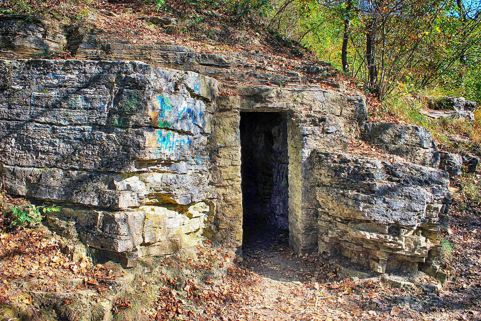 Cave, Dragon's Lair, Input, Limestone, Mystical