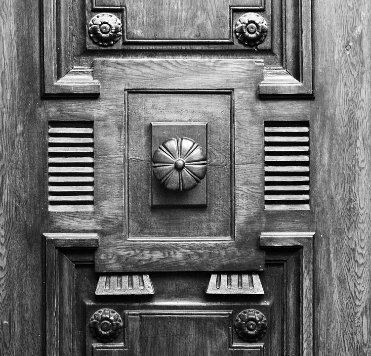 Door, Old Town, Front Door, Input, Düsseldorf
