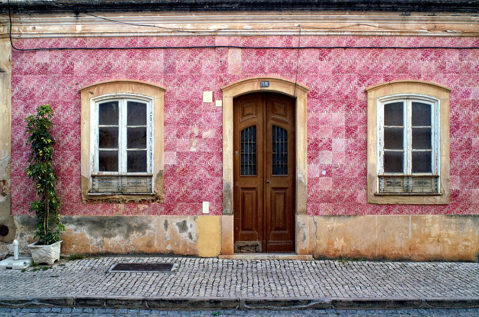 Home Front, Home, Input, Portugal, Algarve, Window