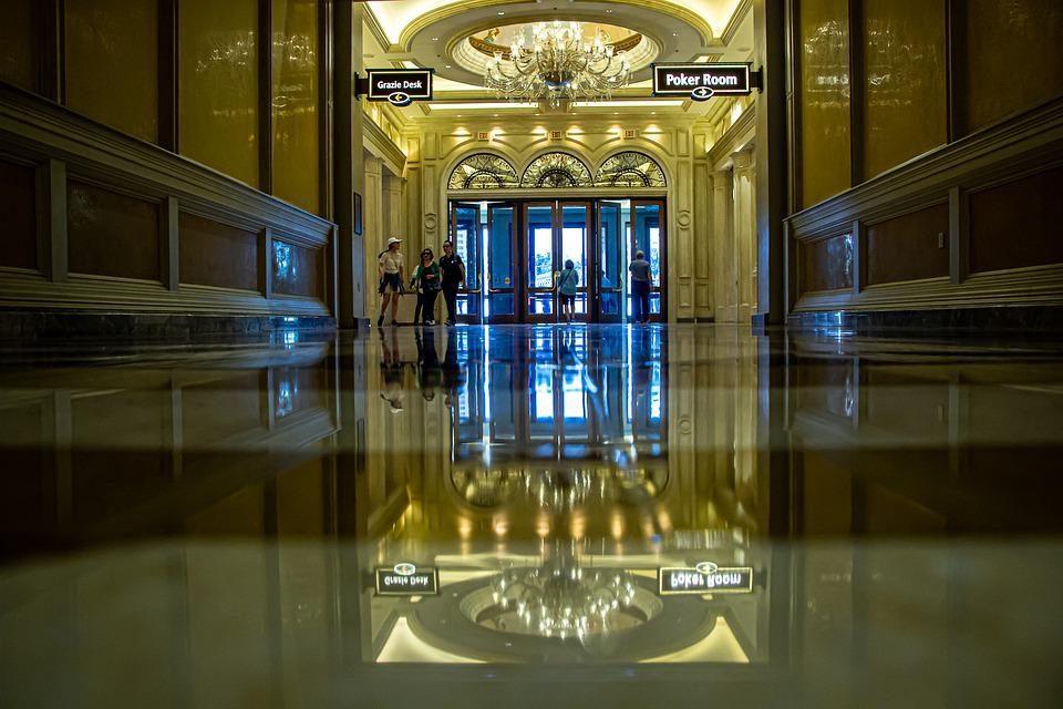 Casino, Las Floor, Marble, Noble, Input, Vegas