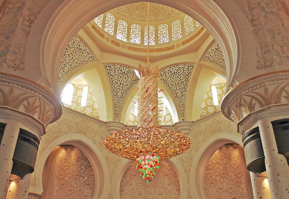 Architecture, Inside, Church, Religion, Decoration