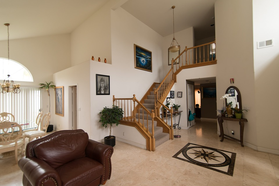 Home Inside Furniture Stairs Design Interior