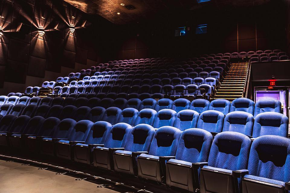 Seat, Chair, Indoors, Theatre, Empty, Inside, Room