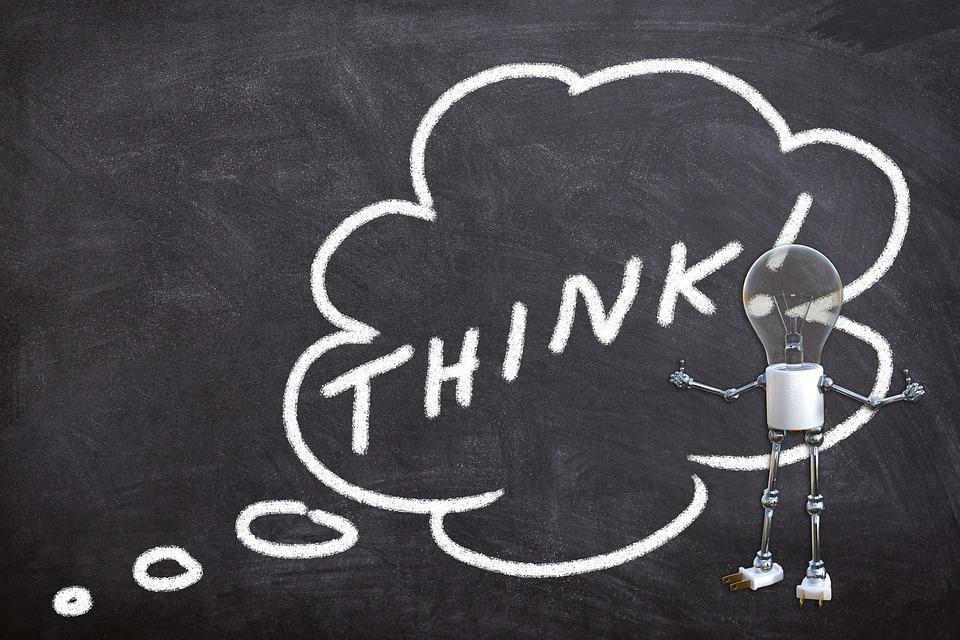 Think, Idea, Creative, Solution, Inspiration