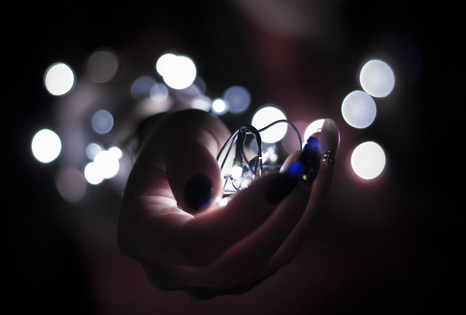Light, Bulb, Energy, Lights, Inspiration, Hand, Idea