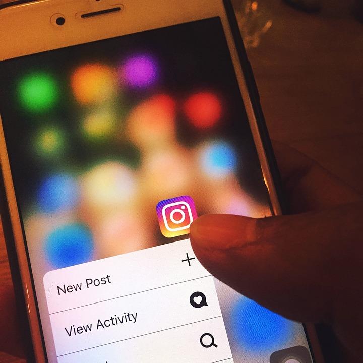 Mobile, Phone, Gadget, Apple, Instagram, Application