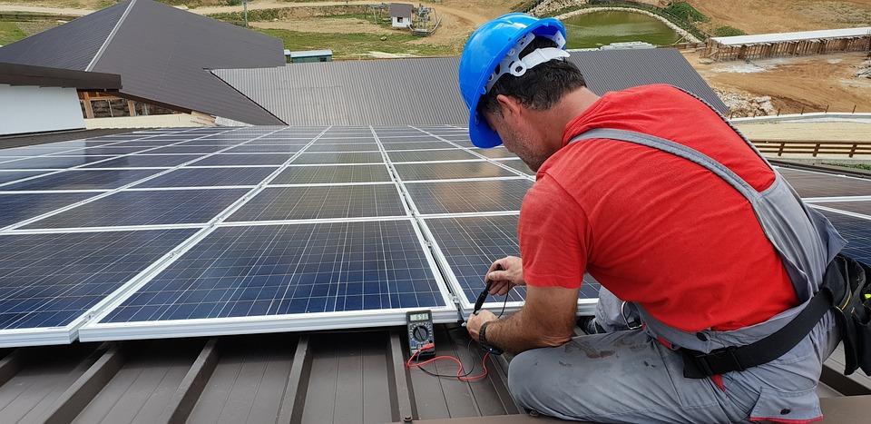 Technician, Solar Panel, Renewable, Installation