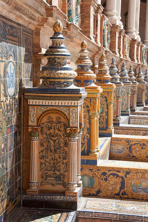Seville, Instead Of Spain, Architecture