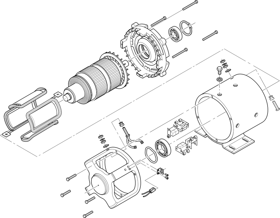 Diagram, Assembly, Parts, Instructions, Labeled