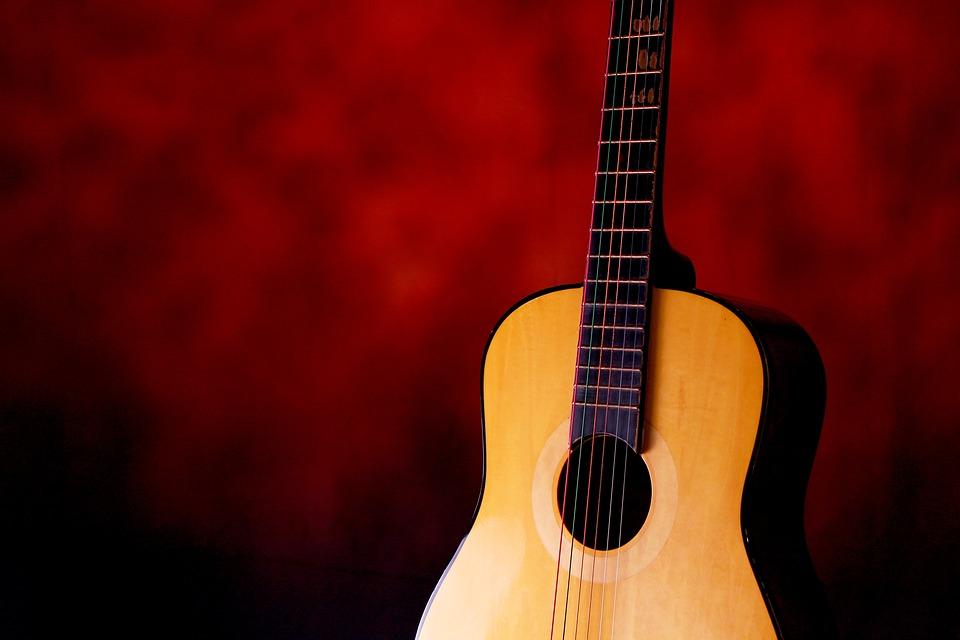 Guitar, Wood, Music, Studio, Strobist, Instrument