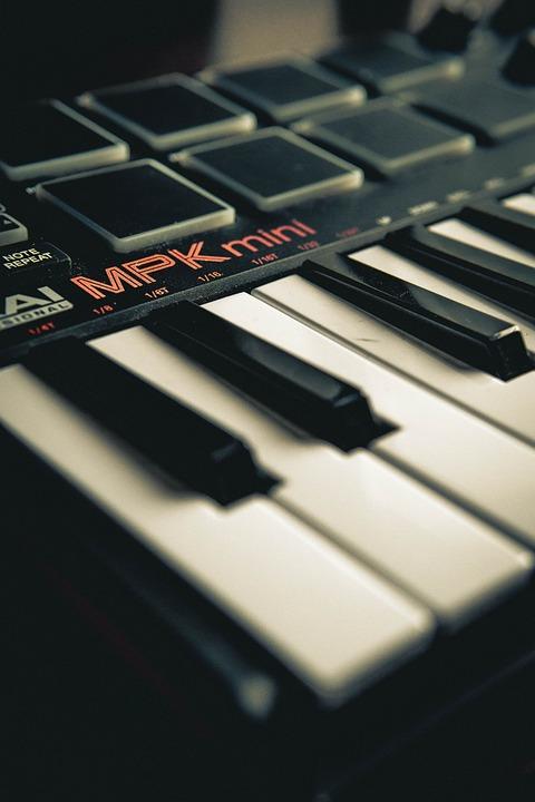Music, Piano, Instrument, Keyboard, Melody, Musician