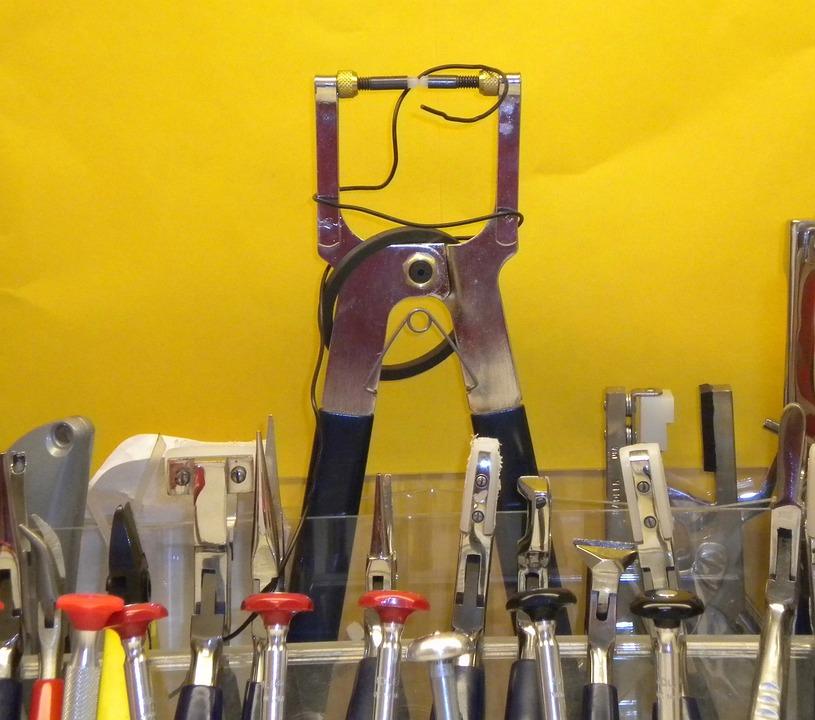 Tools, Optical, Pliers, Equipment, Instrument