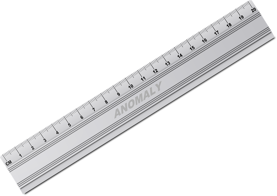 Ruler, Centimeter, Length, Instrument, Measure, School