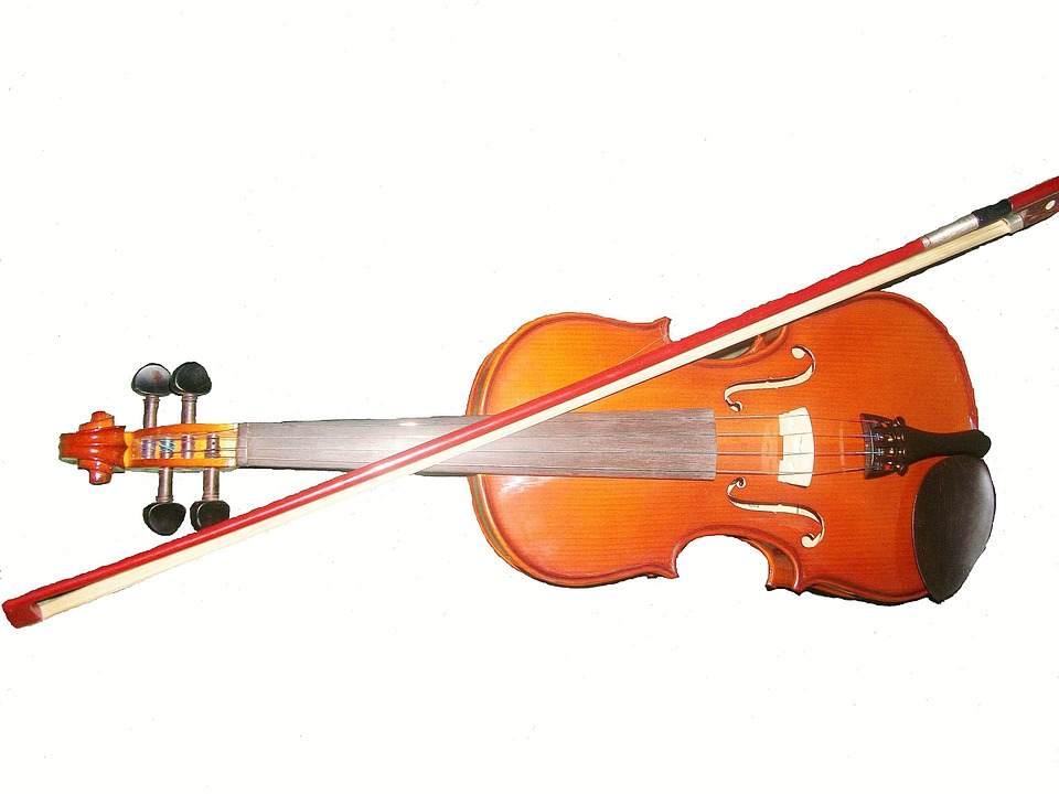 Violin, Fiddle, Music, Musical Instrument, Instruments