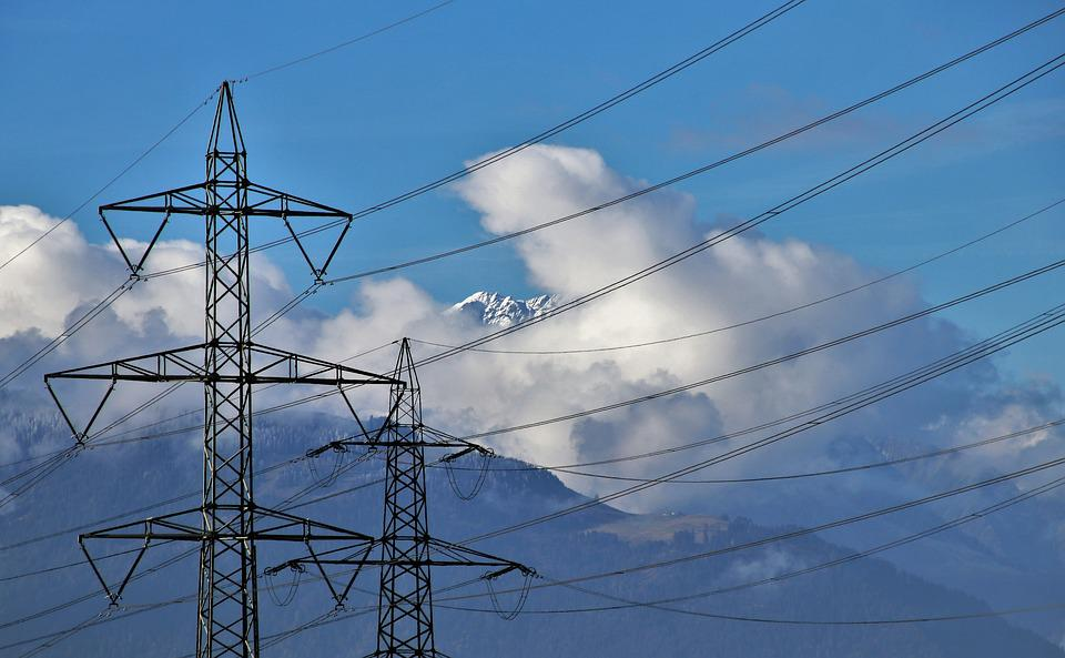 Electric Cables, Mountains, The Power Of, Insulators