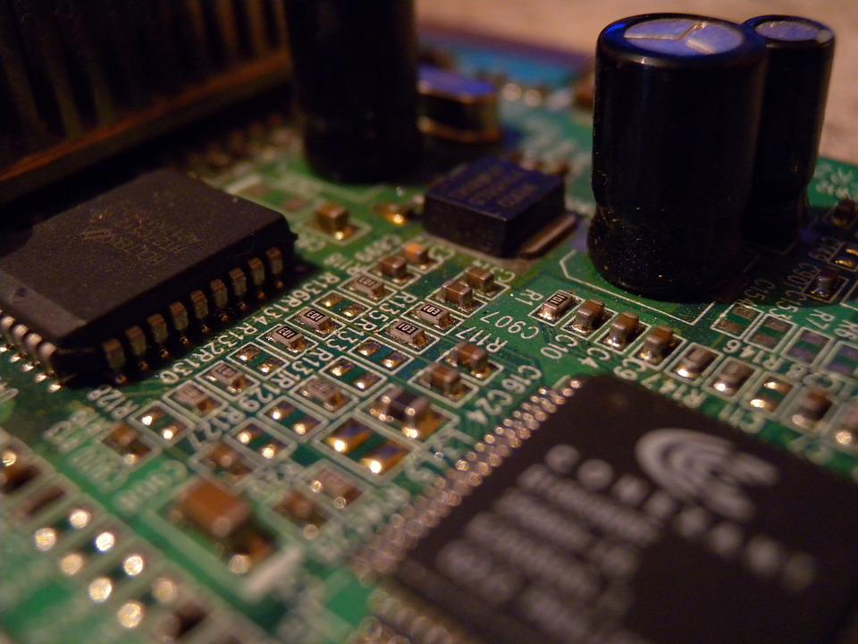 Central Processing Unit, Integrated Circuit