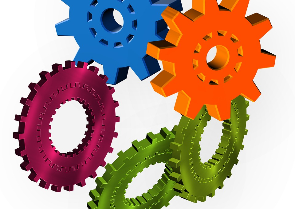 Gears, Function, Together, Interaction, Drive, Team