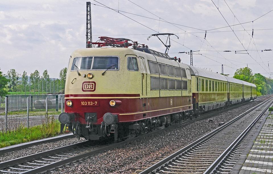 Intercity 1969, Ic-train, Railway, Transport System
