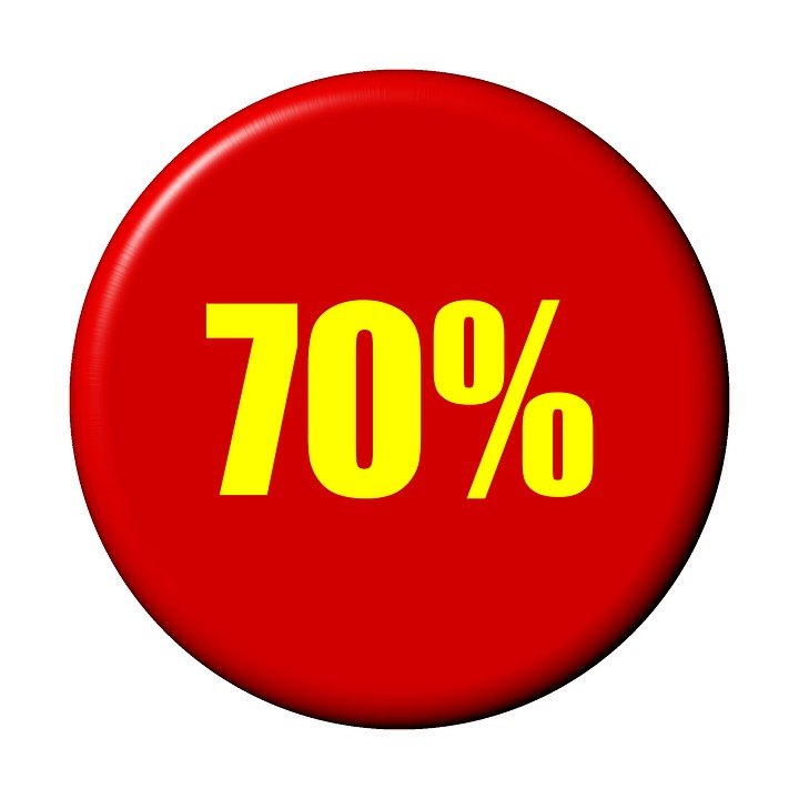 Percentage, Math, Sale, Investment, Symbol, Interest