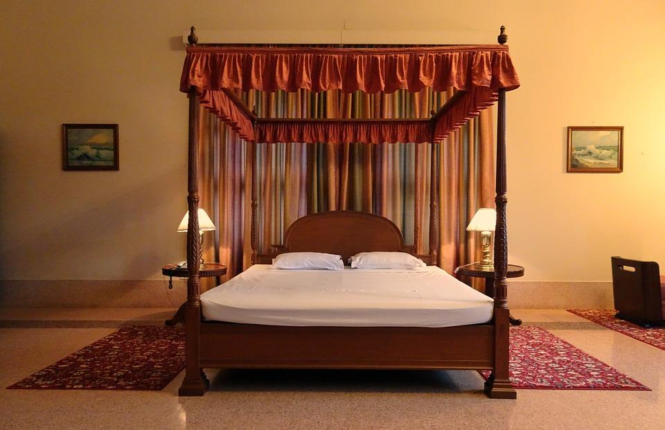 Free Photo Interior Antique Heritage Decor Bedroom Furniture Max Pixel
