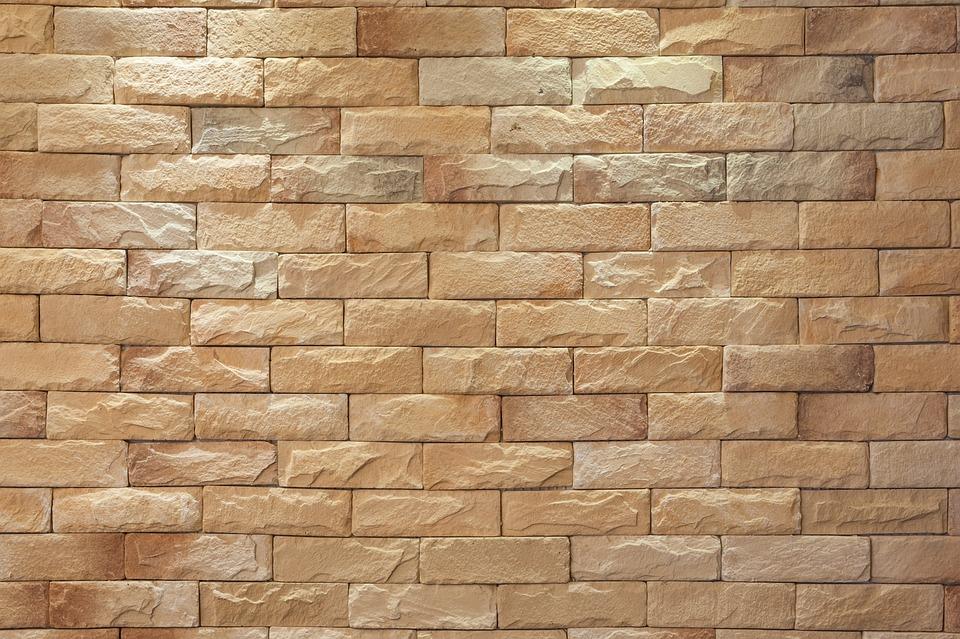 Indoor Construction Interior Brick Texture Wall