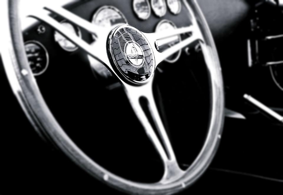 Free photo Interior Car Vintage Cars Vintage Steering Wheel - Max Pixel
