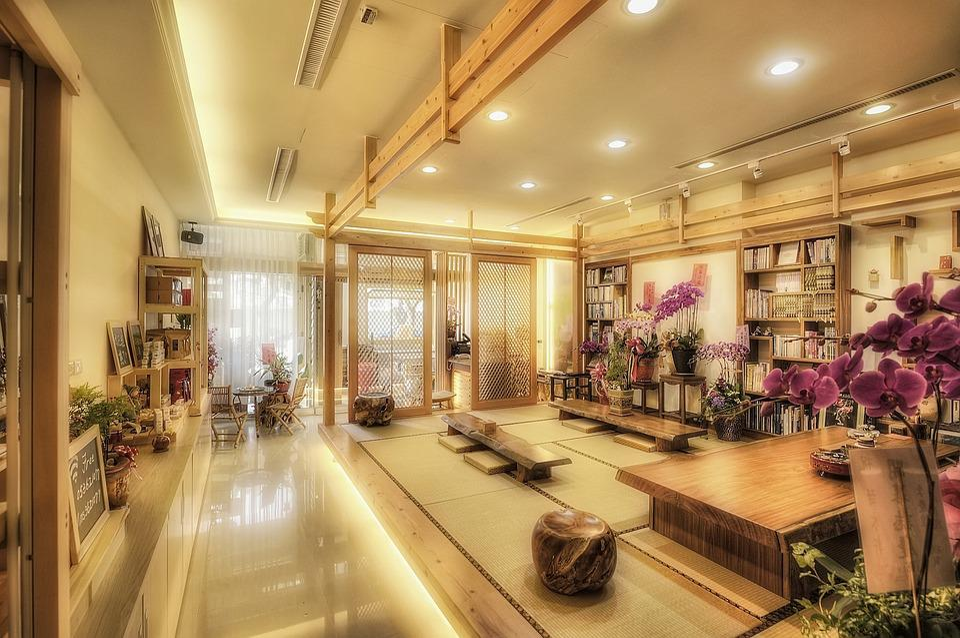Interior Design, Sweetwater Hin, Tatami