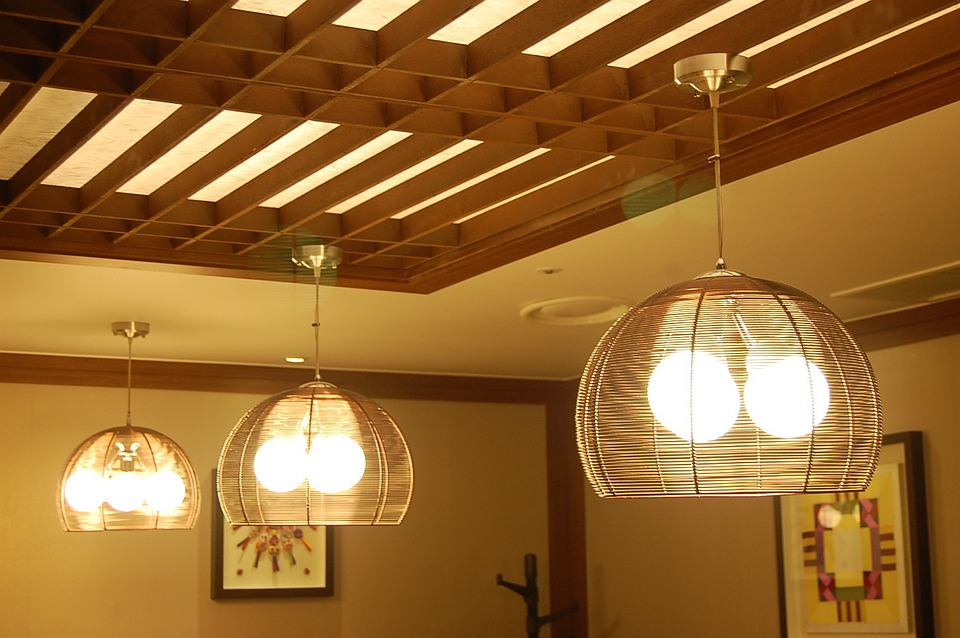 Light, Lighting, Room, Interior, Lamps, Bright