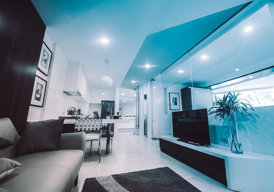 Apartment, Furniture, Room, Living Room, Interior, Home