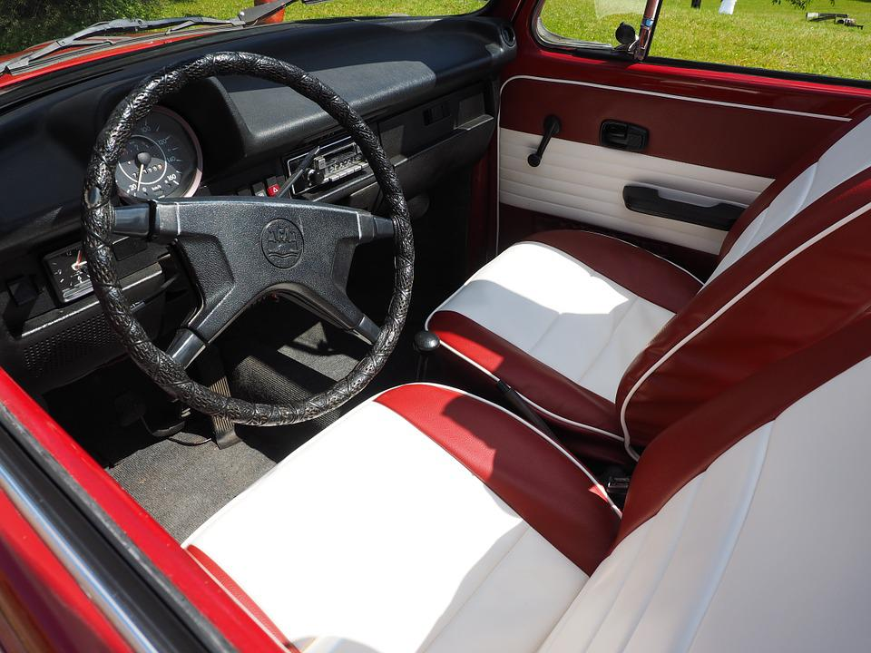 Steering Wheel, Interior, Sit, Driver's Seat