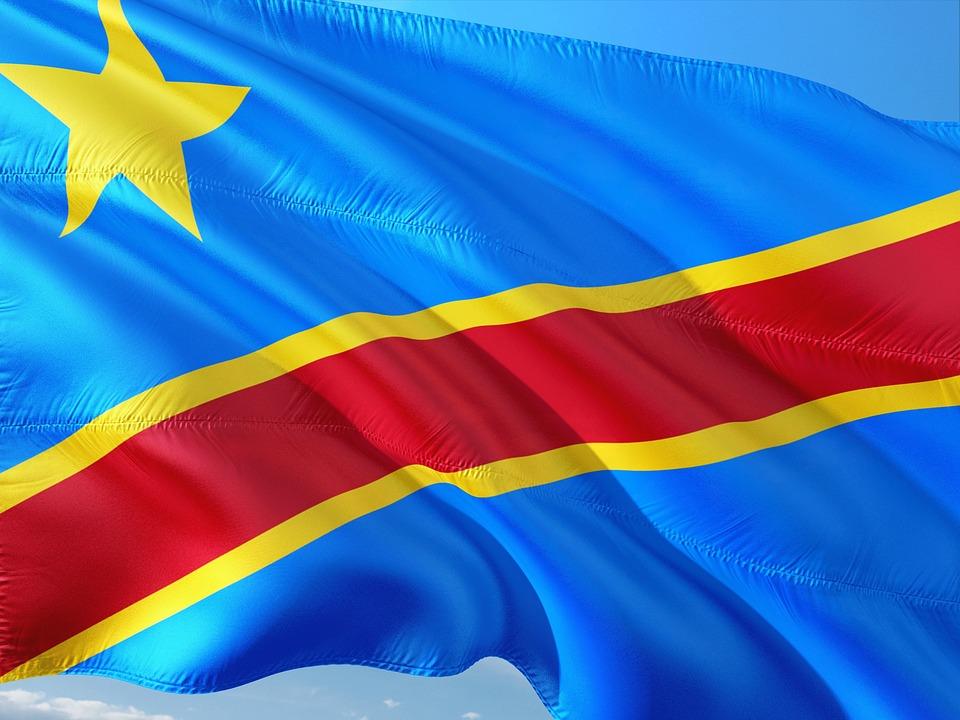 International, Flag, Democratic-republic-of-the-congo