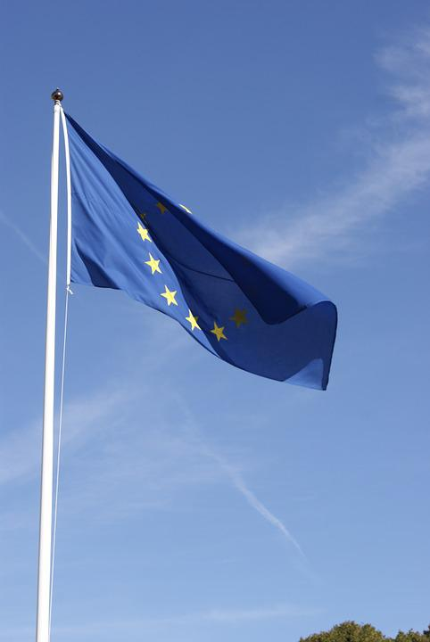Eu, Flag, European, Union, International Flags