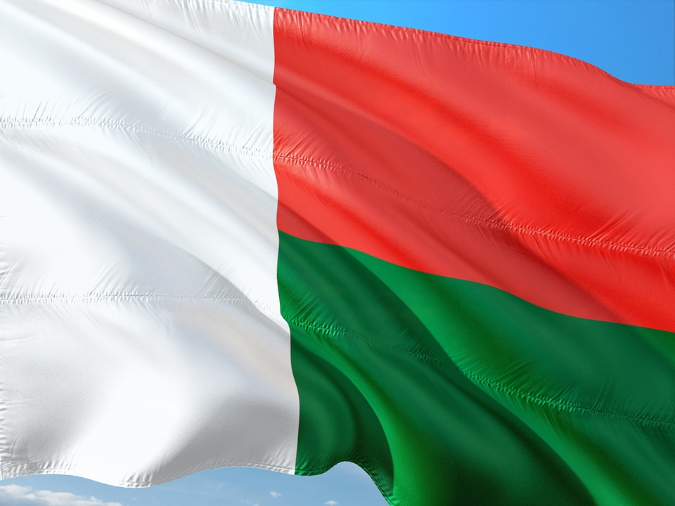 Free Photo International Madagascar Flag Max Pixel - Madagascar flag