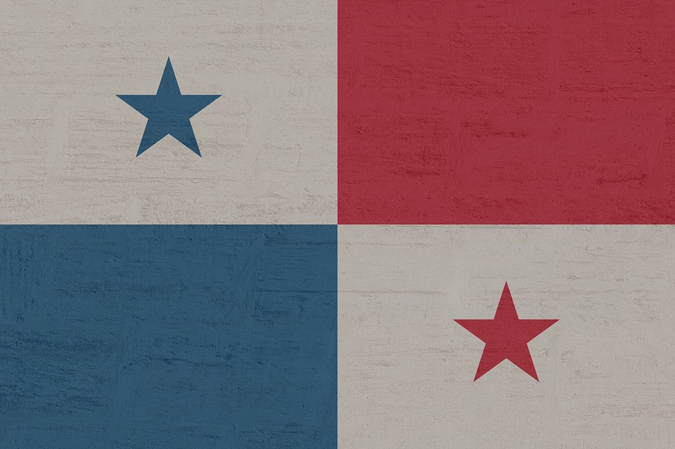 Panama, Flag, International