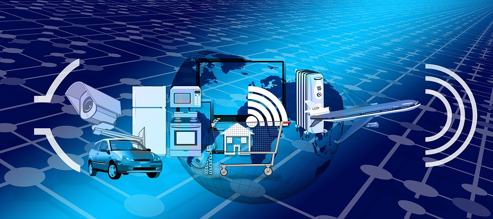 Communication, Internet, Internet Of Things, Connection