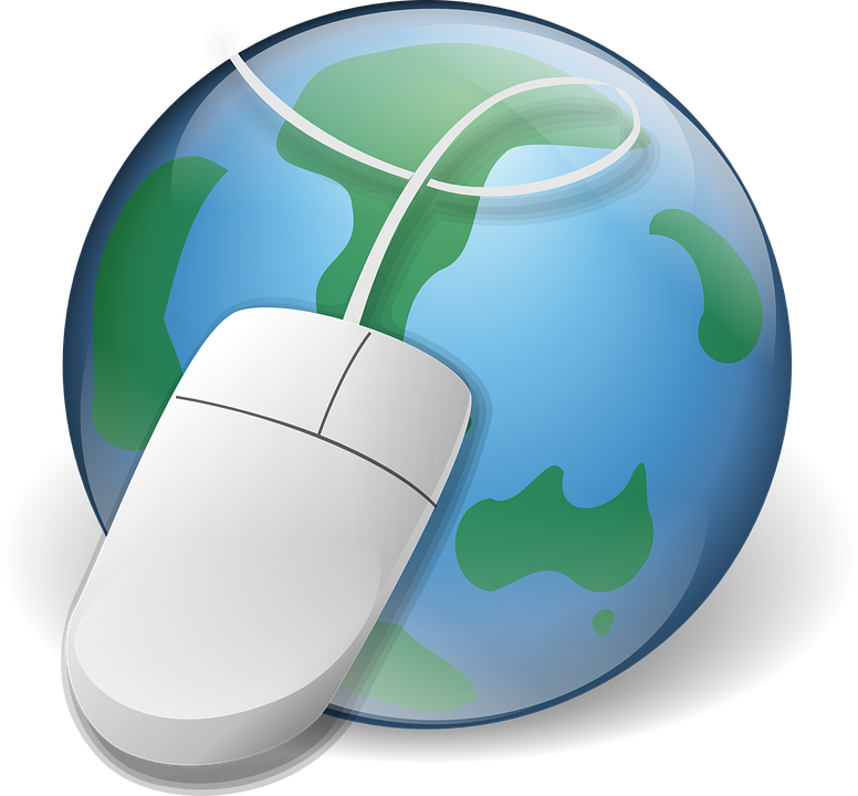 Internet, Globe, Browser, Mouse, Networked, Www, Web