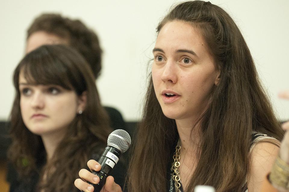 Alexi Lamm, Lecturer, Business, Woman, Interview, Micro