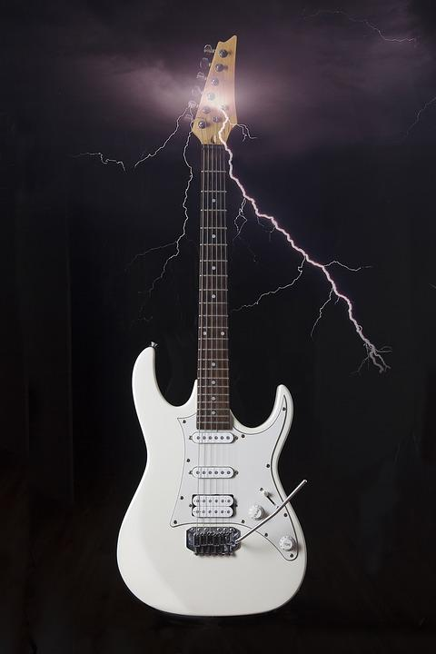 Guitar, Musician, Rock, Music, Intrumentos, Mast, Heavy