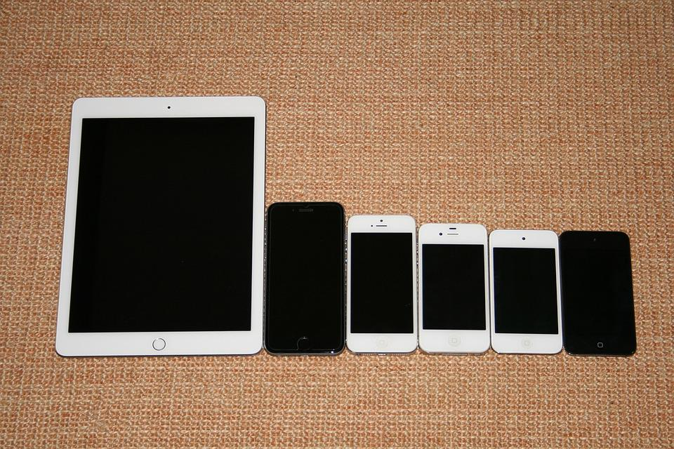 Iphone, Ipad, Ipod, Apple, Multimedia, Smartphone